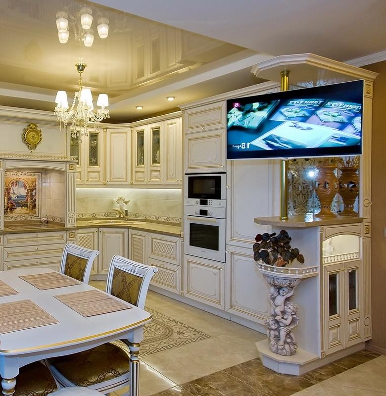 Кухонный гарнитур - это дорогое приобретение