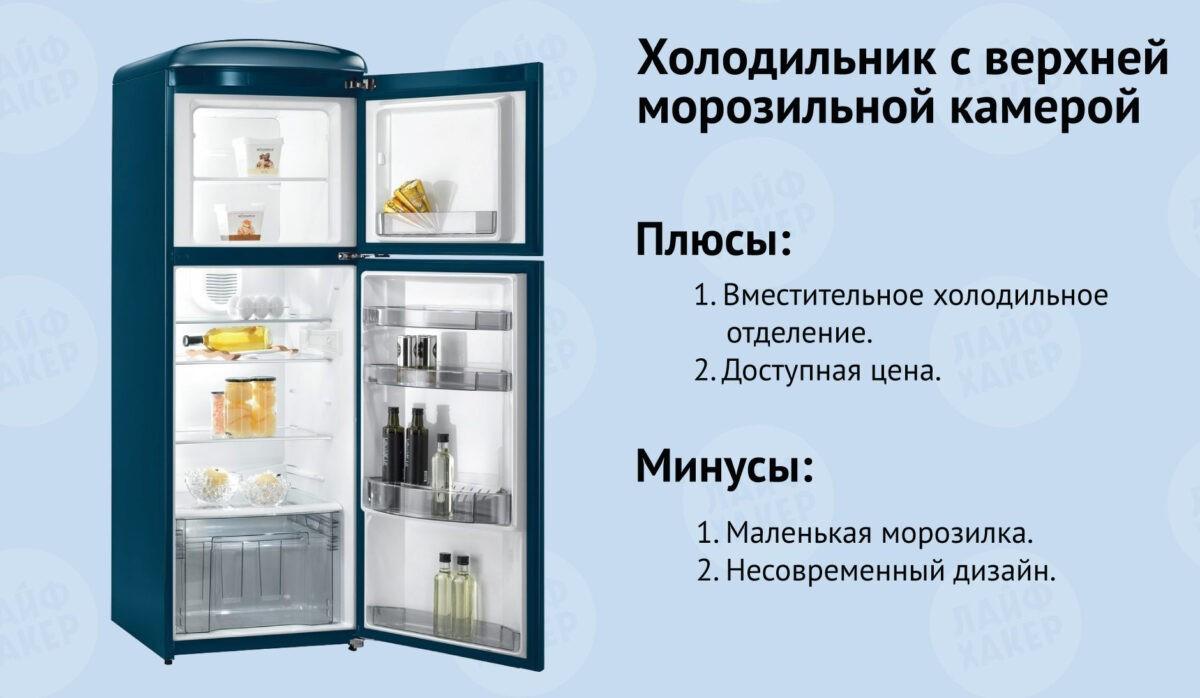 как выбрать холодильник хороший