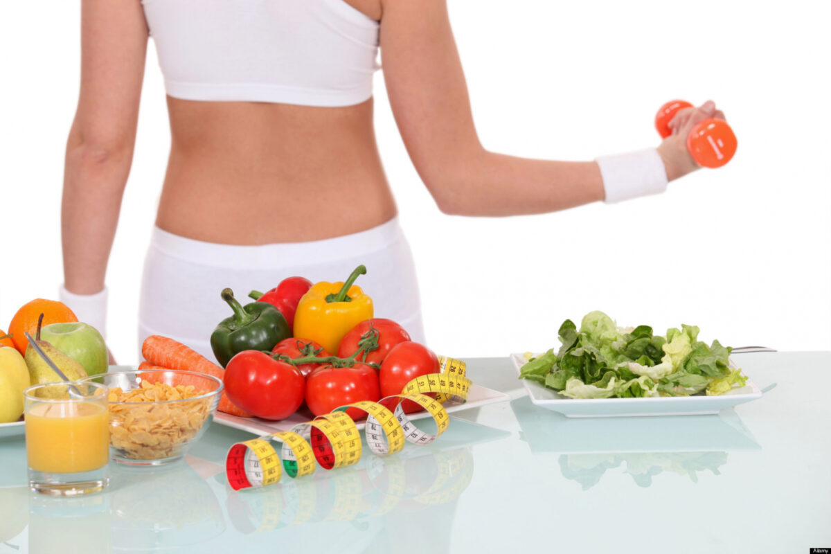 Диета и здоровье: 10 продуктов для похудения