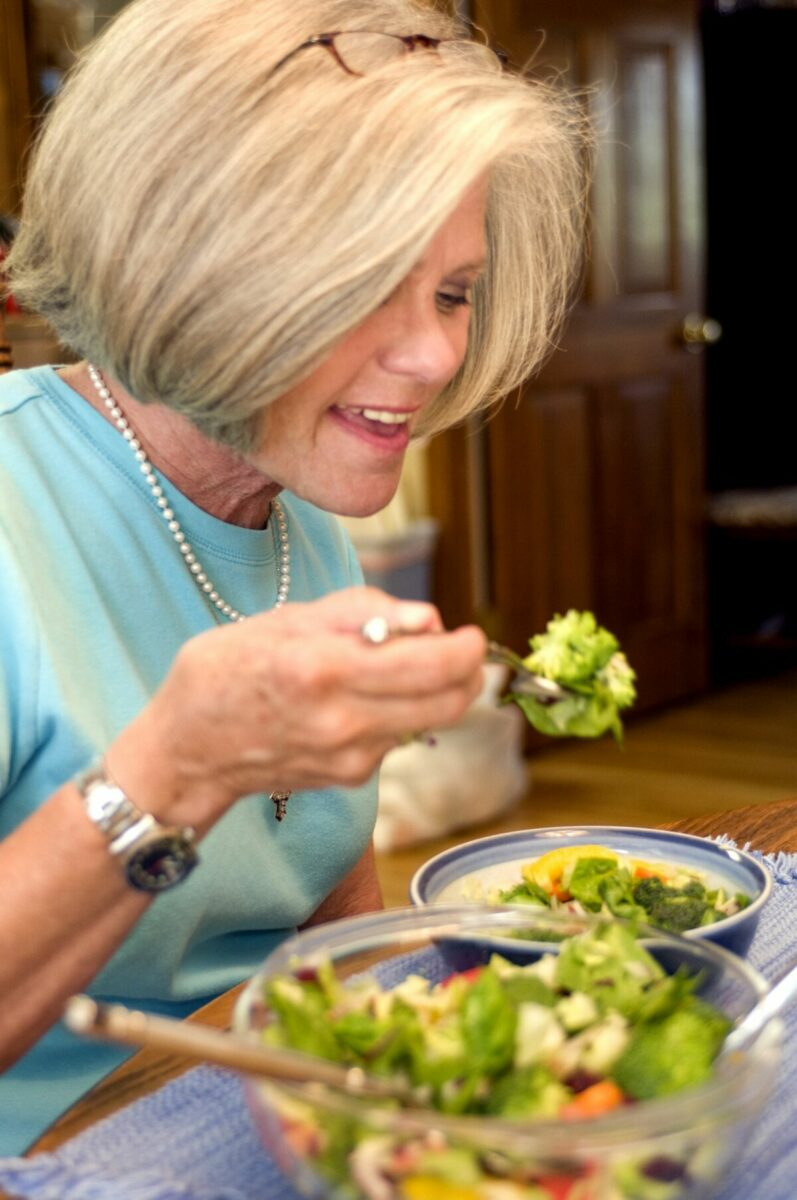 Питание женщины после 45 лет для похудения