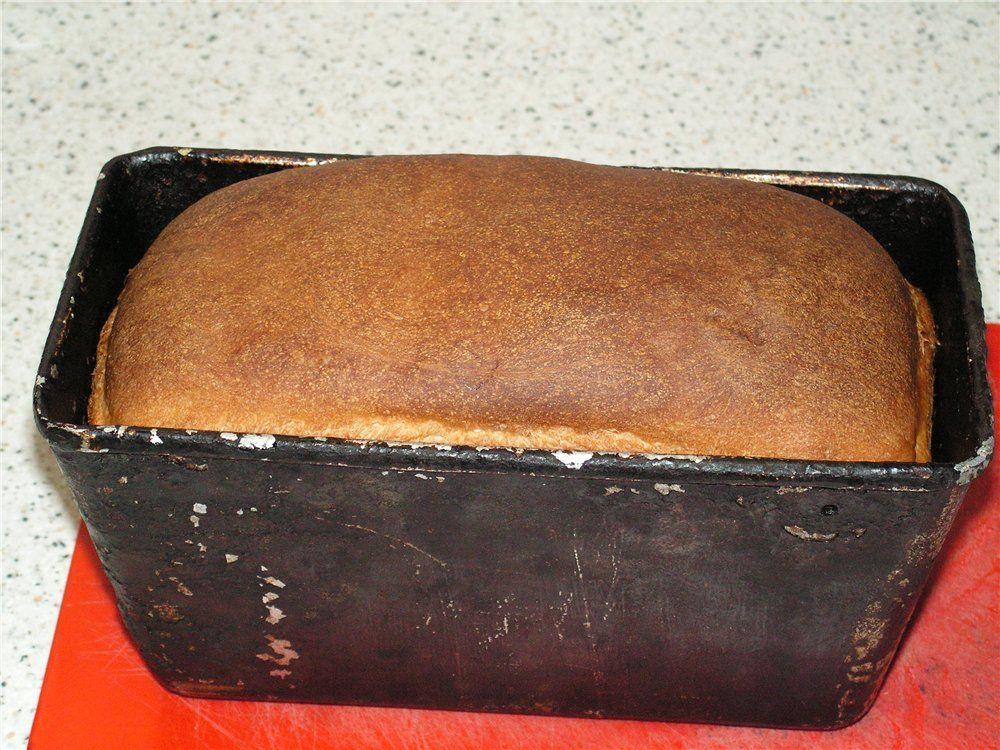 Как быстро и вкусно испечь хлеб в духовке
