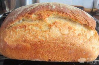 Как испечь вкусный хлеб в духовке