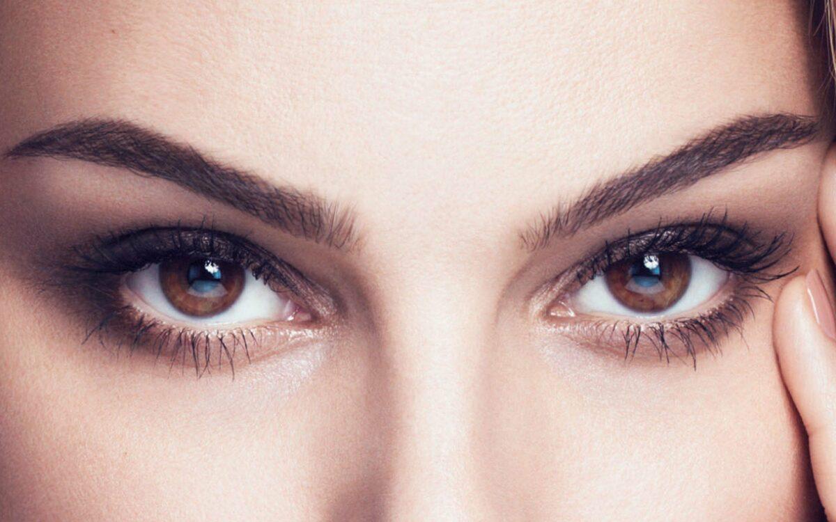Как подчеркнуть глаза красиво
