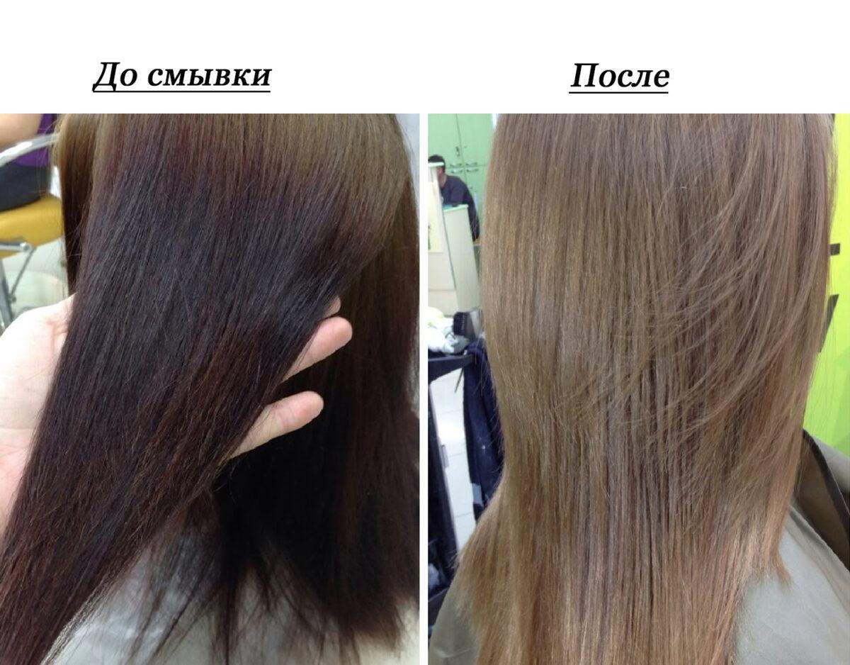Как можно перекрасить чёрный цвет волос