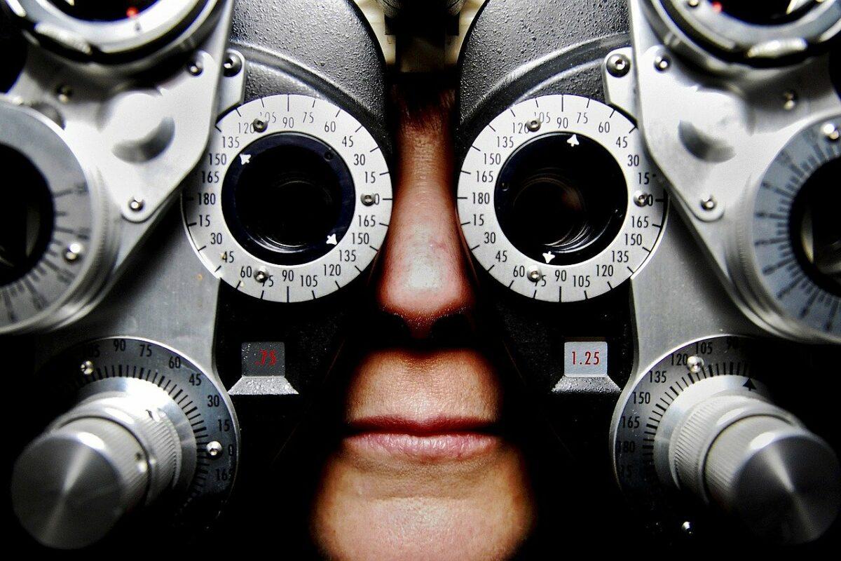 Правила как сохранить зрение