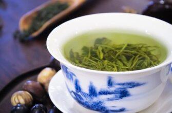 Есть ли польза от зеленого чая
