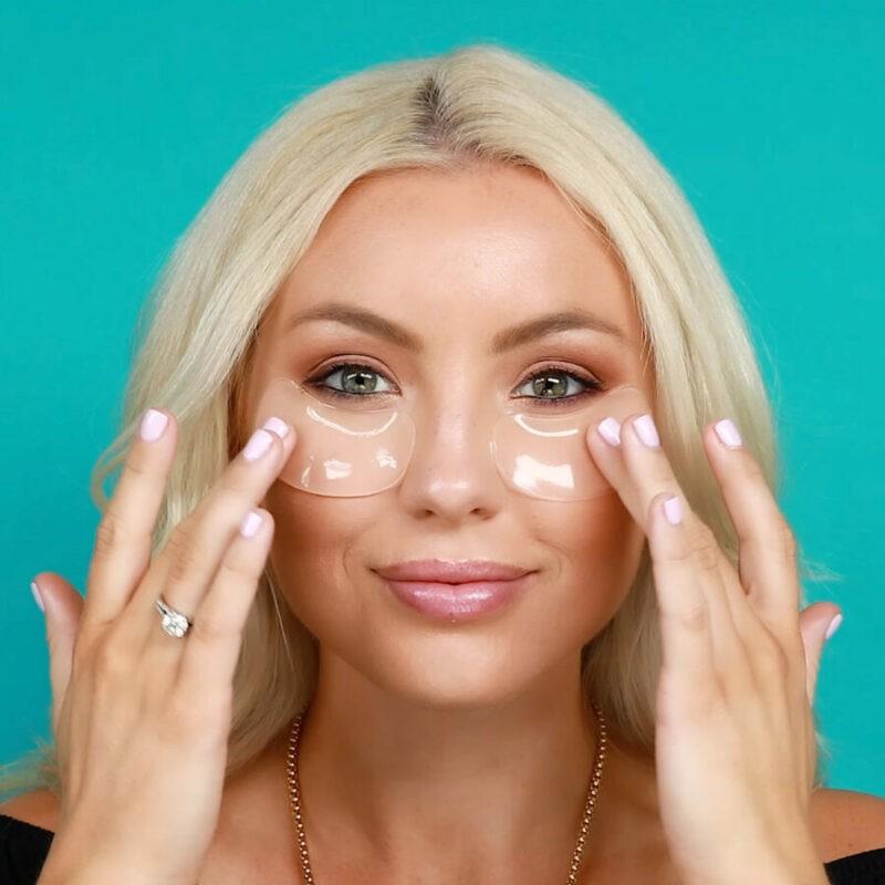 Как избавиться от синих мешков под глазами