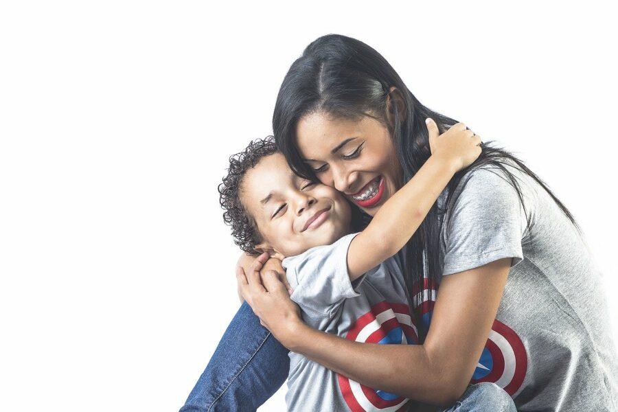 Как правильно воспитывать ребёнка без отца