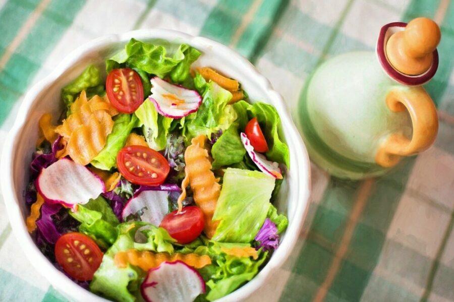 Обычная белковая диета