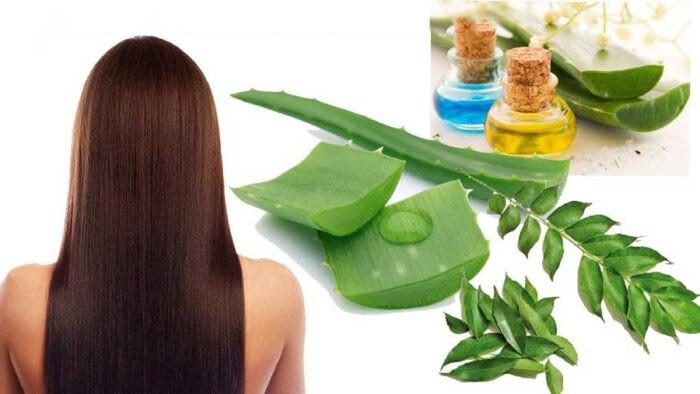 Травяные настои для волос