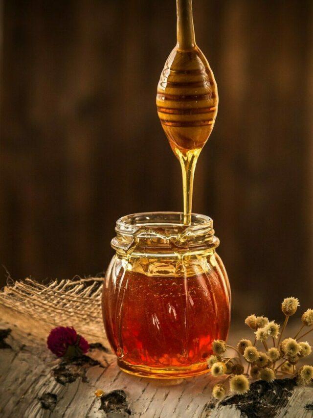 Маска на основе мёда