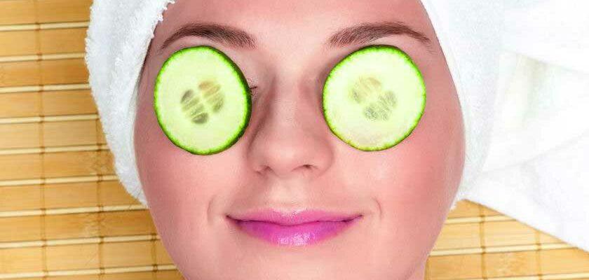 Маски вокруг глаз против морщин
