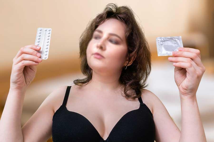 Гормональные контрацептивы для женщин