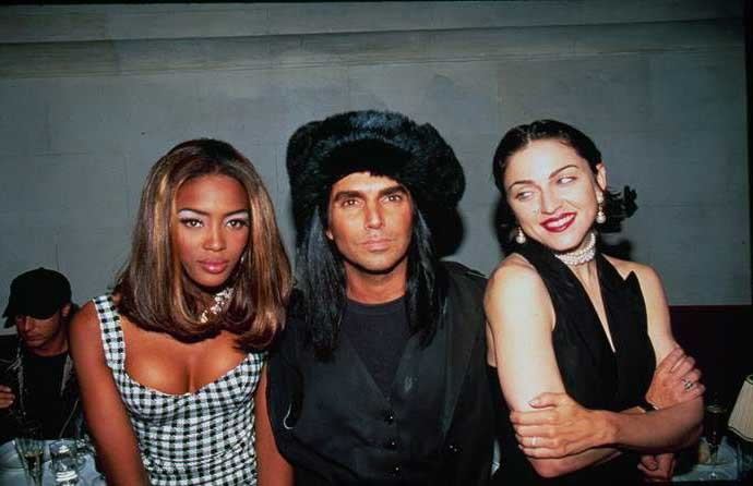 Наоми и Мадонна
