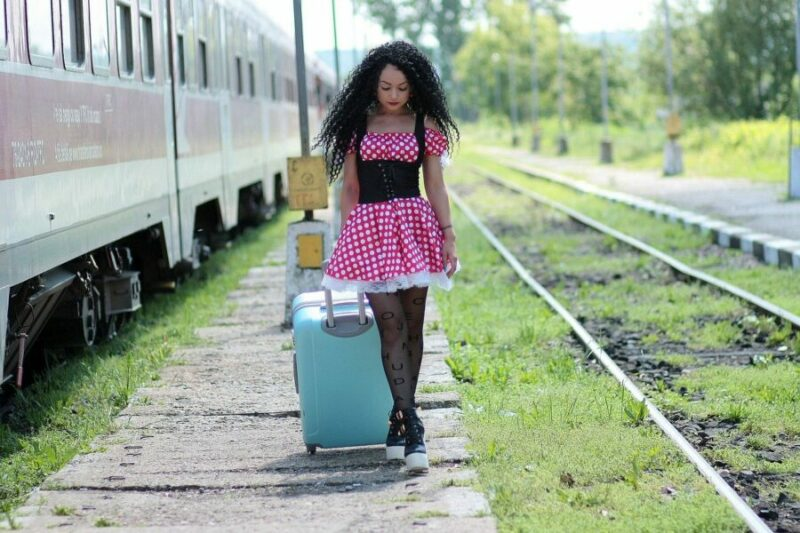 Как уберечь свои вещи от воров в поезде