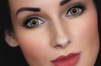 Как сделать красивые глаза в домашних условиях