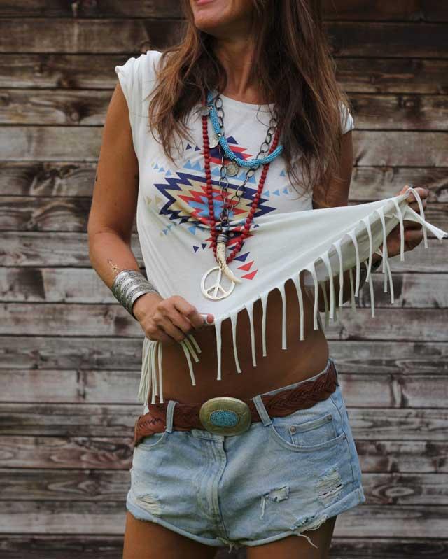 Мода в стиле boho