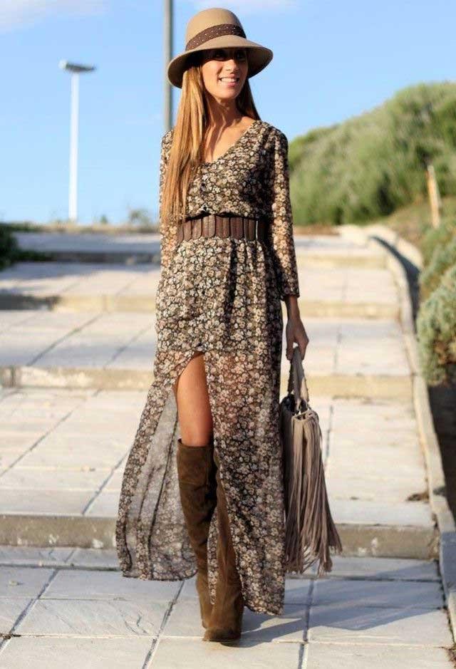 Мода и стиль boho