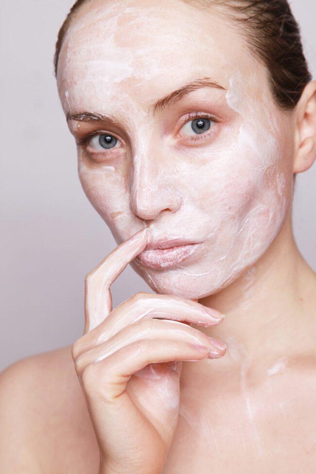 Маски для сухой и жирной кожи лица