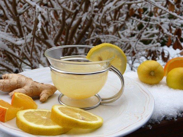 Лимоны от неприятного запаха