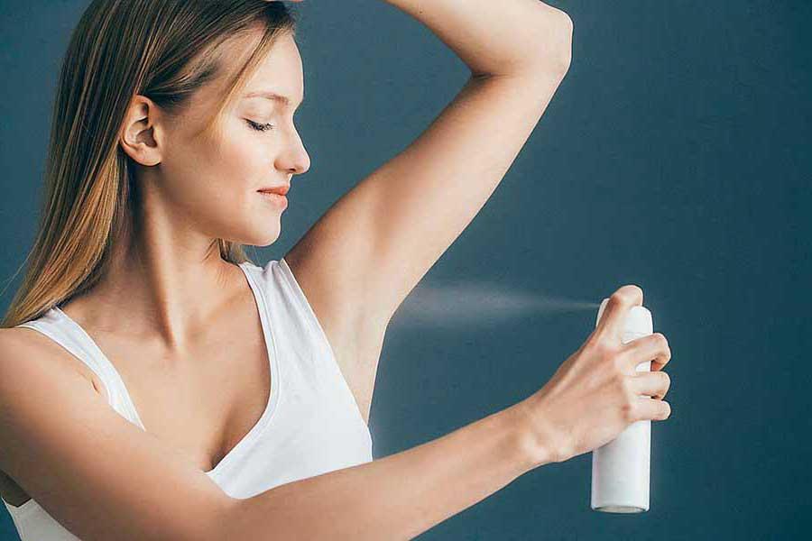 Дезодорант от запаха пота