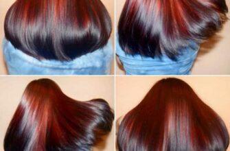 Хна для волос рецепты окрашивания