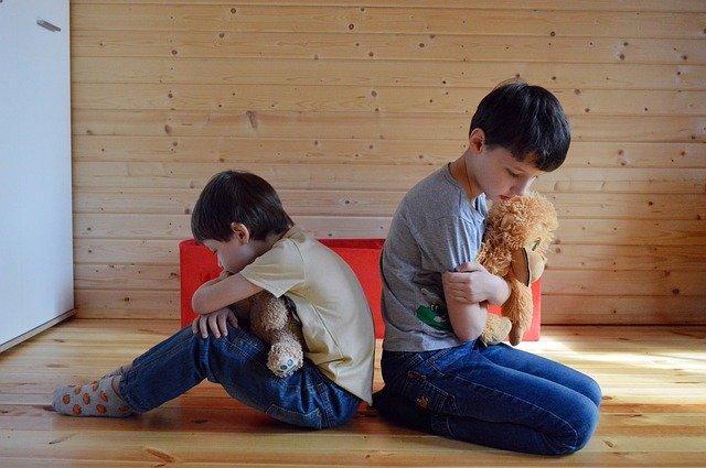 Почему дети ссорятся 5 причин детских конфликтов