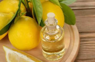 Эфирное масло лимона свойства и применение в косметологии