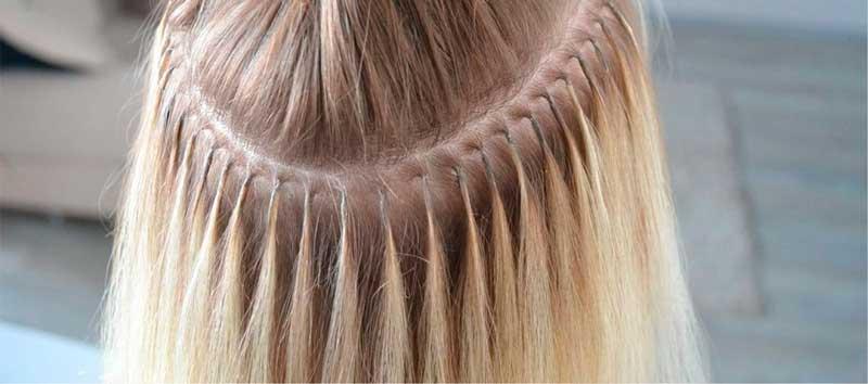 Наращивание волос 12 методов