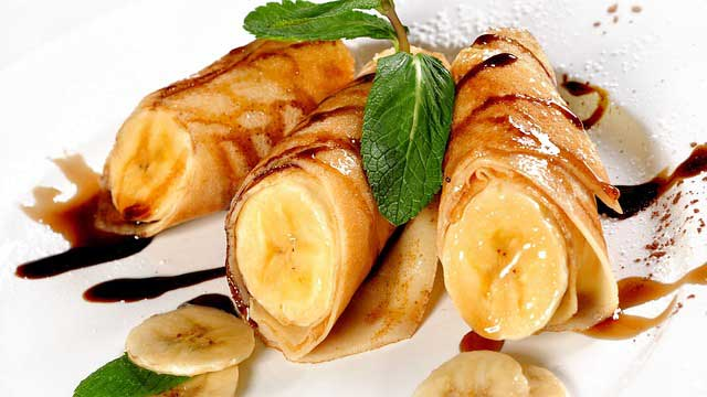 Польза бананов
