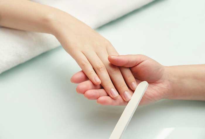 Уход за ногтевой пластиной
