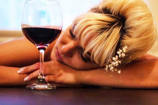 Отравления алкоголем