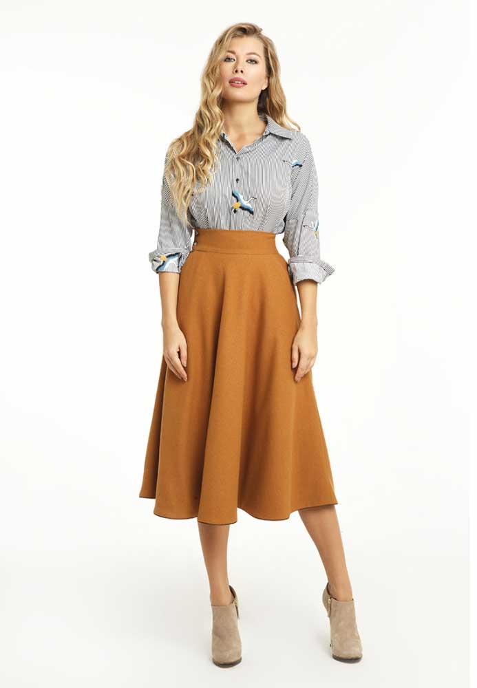 Одежда для худых девушек