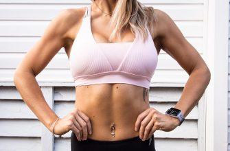 Как сбросить жир с живота