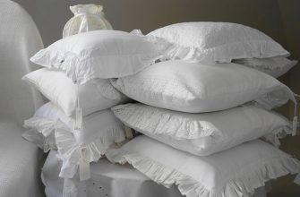 Как выбрать подушку какой наполнитель лучше