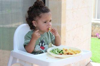 Какие продукты полезны для ребенка