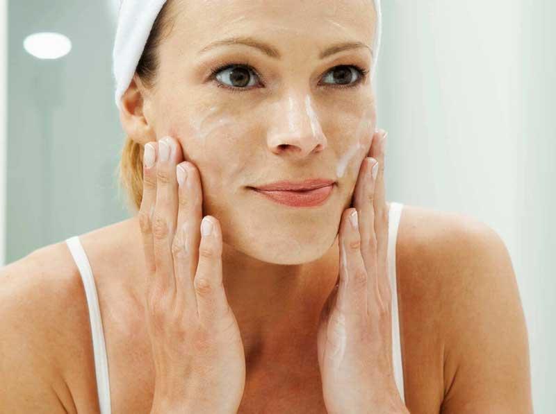 Крем для лица против жирной кожи