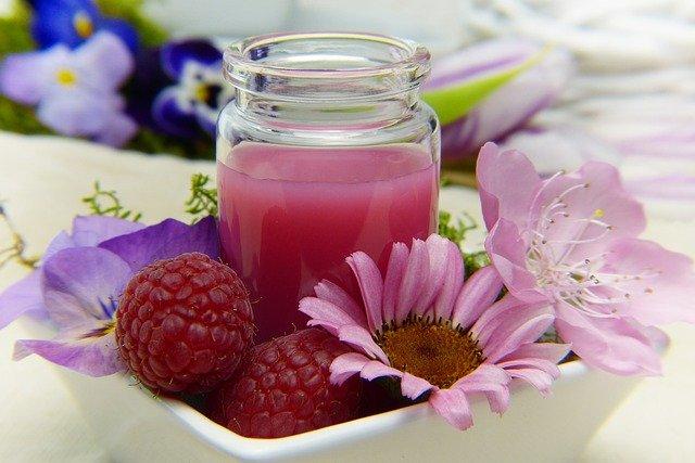 Напитки из малины