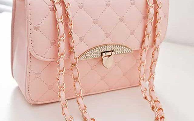 Как выбрать сумочку на цепочке