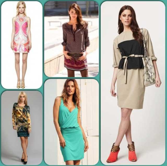 Одежда для женщин по типу фигуры