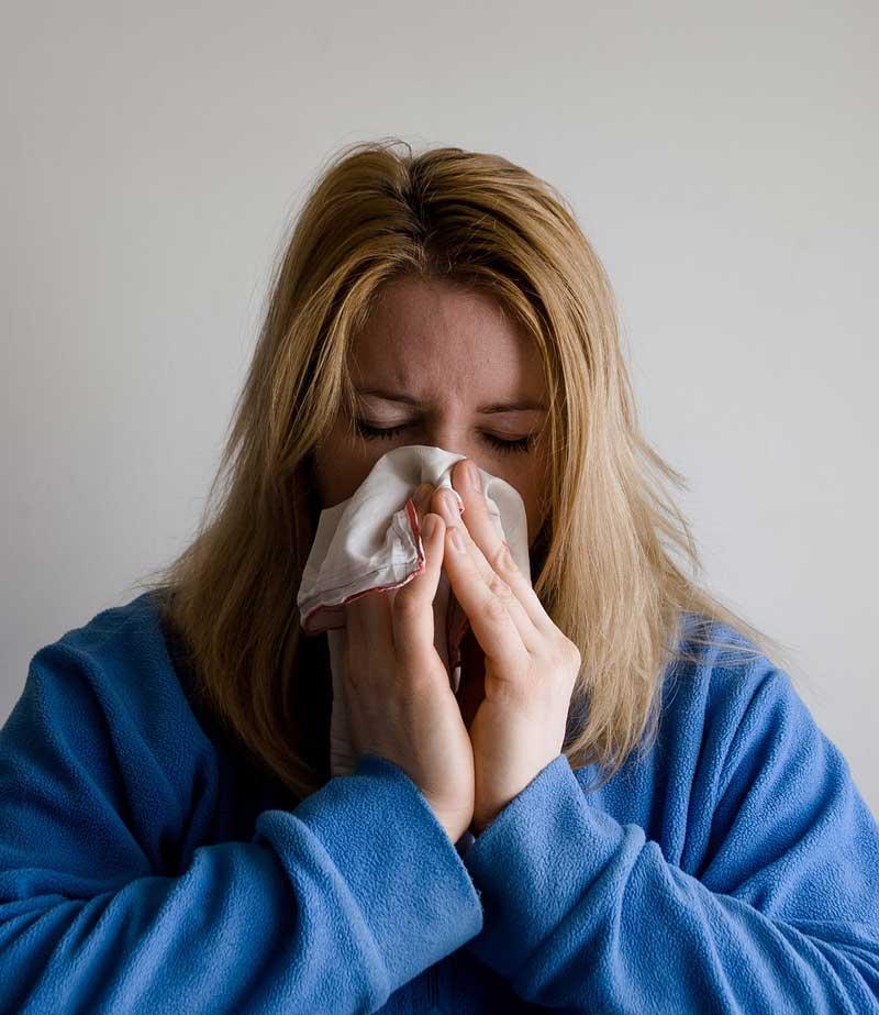 Аллергия на запахи причины и как избежать