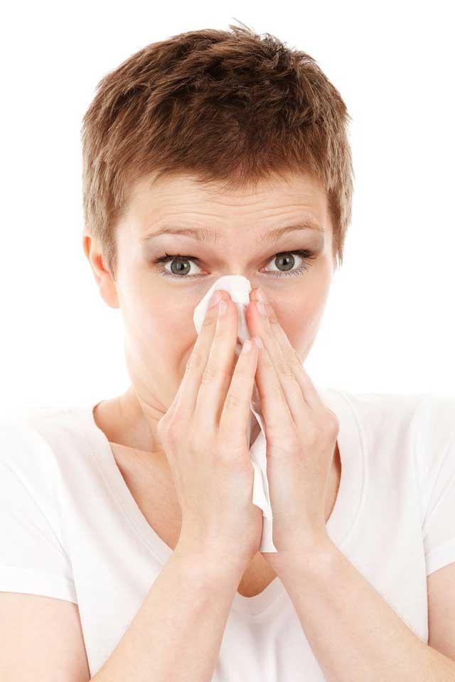 Симтомы аллергии