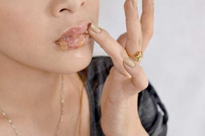 Мёд на губы
