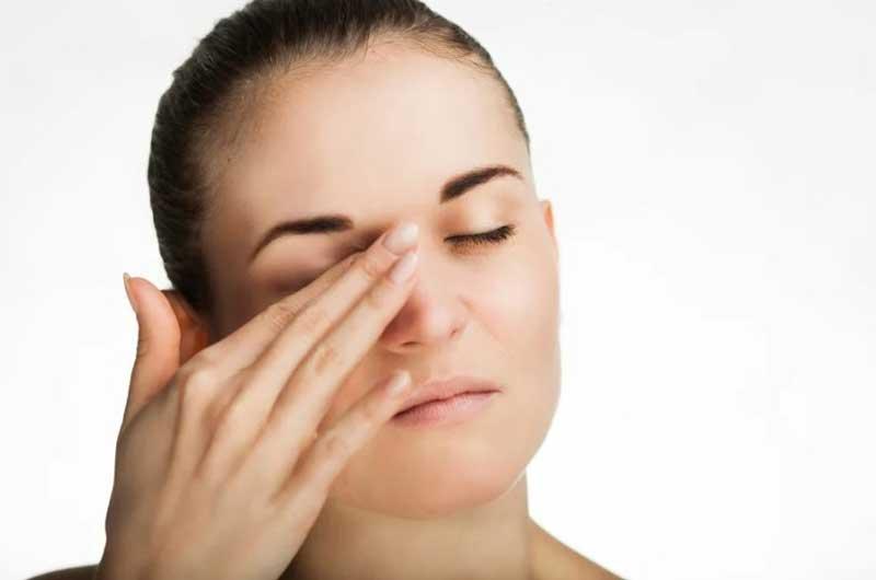 Нервный тик глаза причины у взрослых лечение