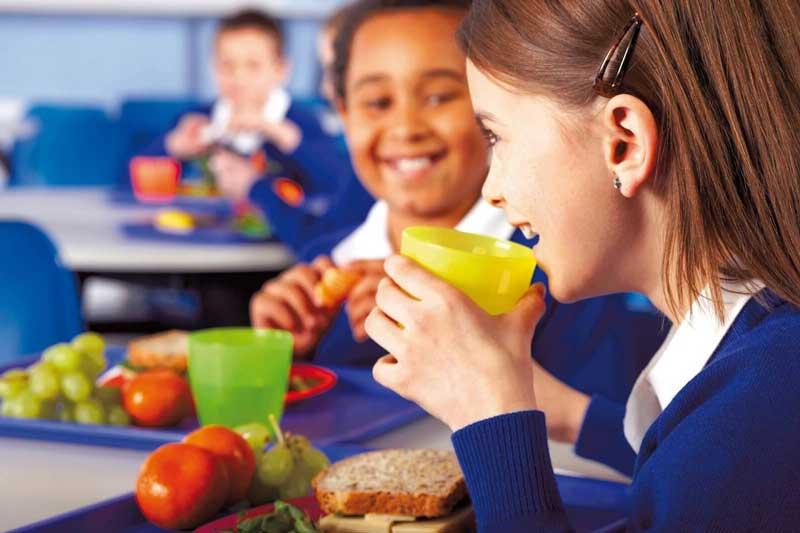 Как правильно питаться детям