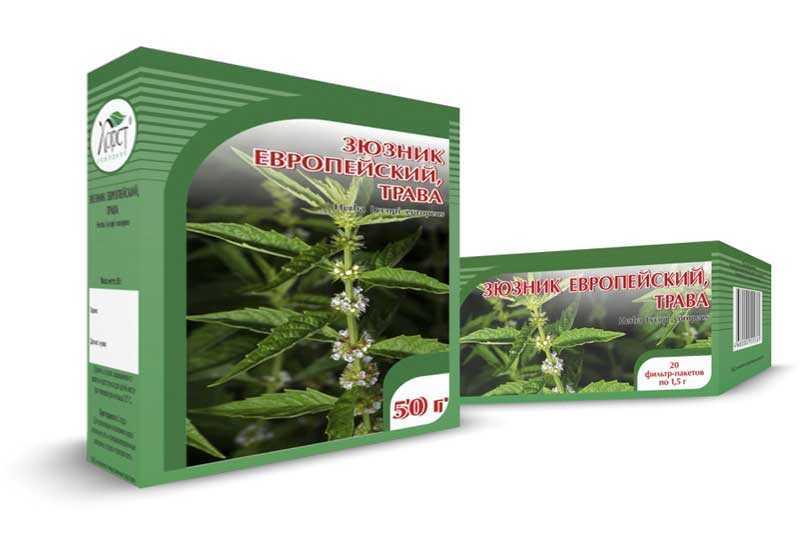 Целебное растение