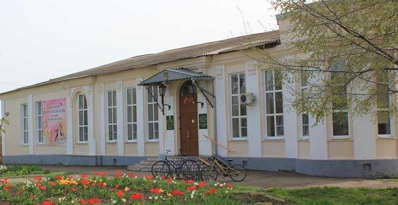 Станица Архангельская