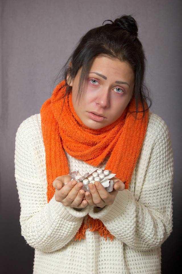 Какие таблетки пить от простуды