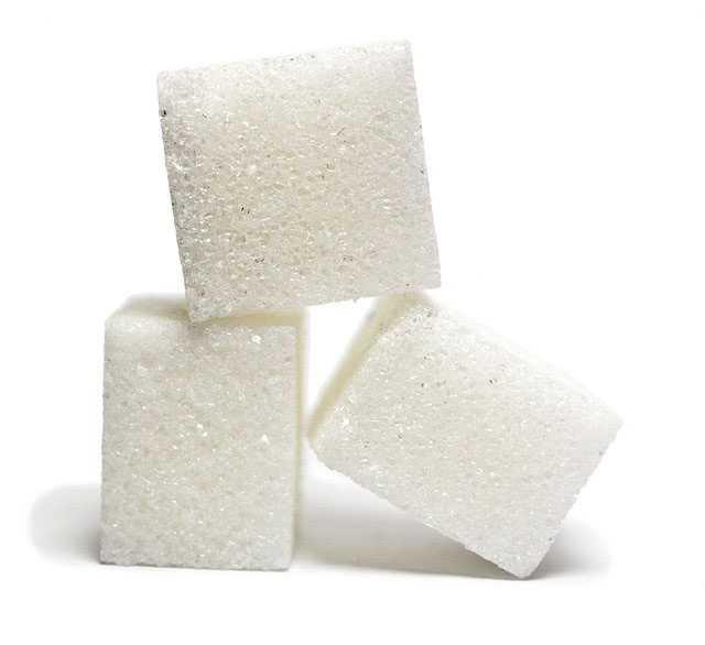 Не рекомендуется сахар