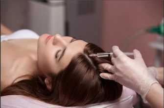 Мезотерапия для волос фото до и после у женщин